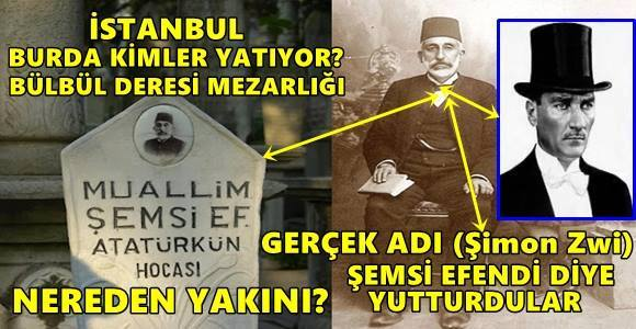 Nerede Bu Atatürkün Akrabaları