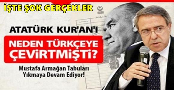 Kuranı Neden Türkçeye çevirtmişti Işte şok Gerçekler