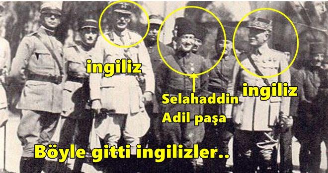 İngilizler İstanbul'u tek kurşun atmadan nasıl terk etti…? – YALAN YAZAN  TARİH UTANSIN