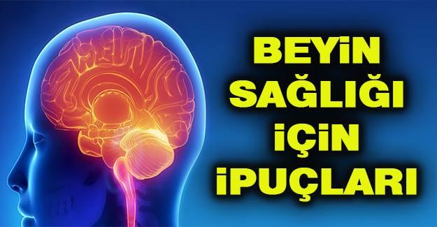 sağlıklı beyin ile ilgili görsel sonucu