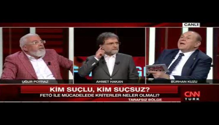 """Résultat de recherche d'images pour """"CNN Türk'te hararetli tartışma… Ahmet Hakan öne çıkmak zorunda kaldı"""""""